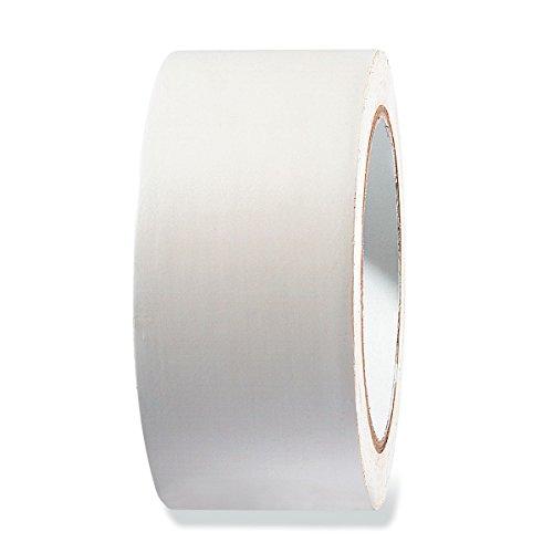 6x Putzerband PVC Schutzband glatt Weiß 50mm x 33m Putz Abklebeband außen