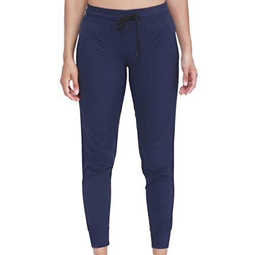 PPPPA Pantalones de jogging de mujer para damas Pantalones de chándal casuales de mujer con cordón con bolsillos deportivos sueltos para correr Chándal de entrenamiento con parte inferior de j
