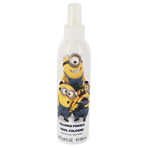 Minions Cool Cologne Spray pour le corps – 192,8 gram Cool Cologne Vaporisateur