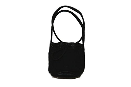 Bench Damen Mini Bucket Bag Beuteltasche, Black Beauty, 13 x 21 x 18 cm