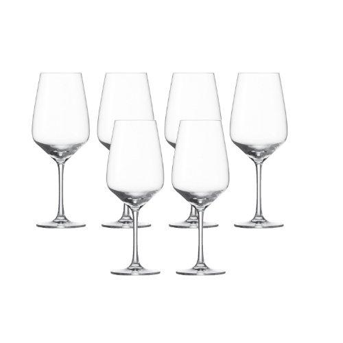 Schott Zwiesel Rotweinglas 6er-Set Taste 115671