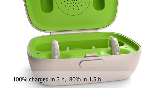 Phonak Charger Case