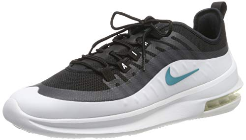 Nike Air MAX Axis, Zapatillas de Running para Hombre, Negro (Black/Teal Nebula/White/Platinum Tint 012), 40 1/2 EU