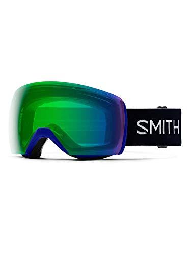 Smith Skyline XL Schneebrille, Klein Blau, Einheitsgröße