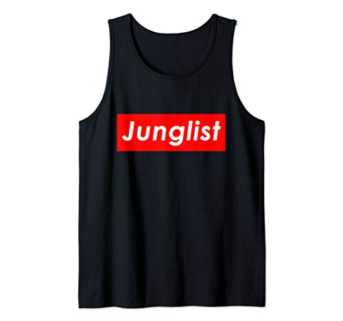 Junglist Movement Drum And Bass Music Gift For Junglist Tank Top