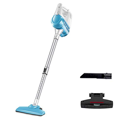 Read About YYRZ Cordless Vacuum Cleaner, 8500 Pa Powerful Suction 2 in 1 Handheld Stick Vacuum, Nois...