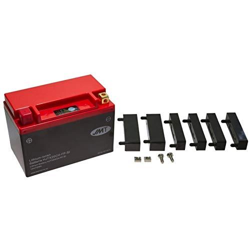 JMT HJTX20CH-FP - Batería de litio para moto Griso 1200 8V Special Edition (año de fabricación 2010-2017)