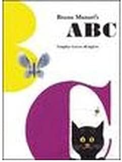 ABC. Semplice lezione d'inglese. Ediz. multilingue (Opera Munari) (Hardback)(Italian) - Common