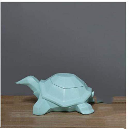 PA Ornaments Statues Decorations Figurine Sculpture European Cute Small Animal Recraftsdecoration Home...