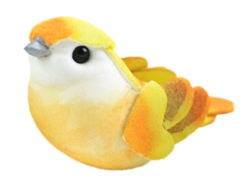 Touch of Nature 20224 Mini Mushroom Bird, 1-3/4-Inch by Touch of Nature