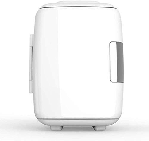 4L Heiß Kalt tragbare elektrische Kühlbox for Reisen Camping Picknick, Kühler und Wärmer Mini Fridges- Dual Voltage Auto Kühlschrank 12V / 220-240V for Auto/Home Camping Kühlschrank Mini Gefrierschr