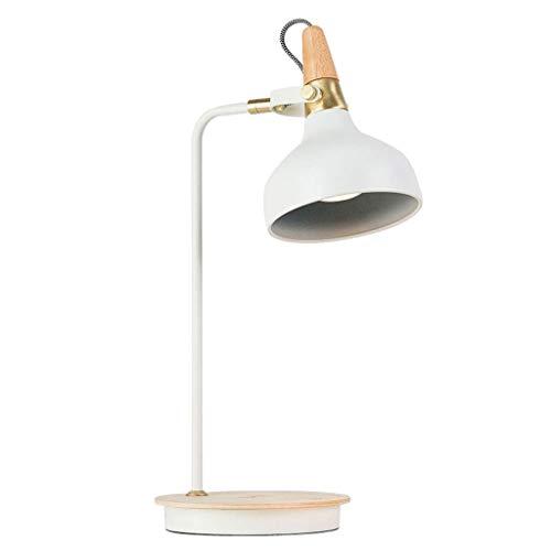 ZPP Lámpara de escritorio de lectura, lámpara de mesa de dormitorio para estudiantes-Lámpara de escritorio de carga inalámbrica Lámpara de escritorio de dormitorio Lámpara de cabecera Lámpara de lect