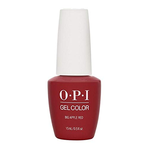 OPI GELCOLOR SEMI PERMANENT 15ML/0.5FL.OZ. (Big Apple Red)