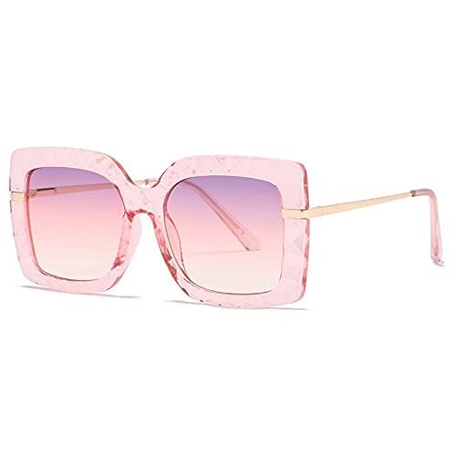 LUOXUEFEI Gafas De Sol Gafas De Sol Cuadradas Gafas De Sol Gafas De Sol Gafas De Sol Para Mujer