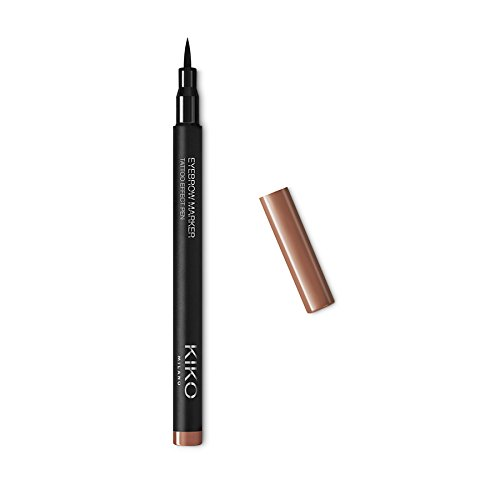 Kiko Milano - Eyebrow Marker - Tattoo Effect Pen Nr. 04 Chocolate Inhalt: 1ml Flüssiger Augenbrauenstift mit Tattoo-Effekt.
