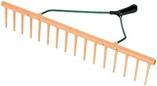 Unimet 3000010 - Rastrillo para jardinería (plástico)