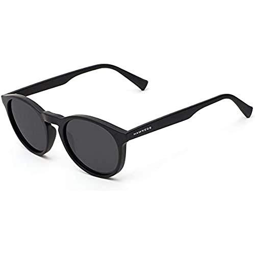 HAWKERS BEL Air Gafas de Sol, Negro, One Size Unisex Adulto