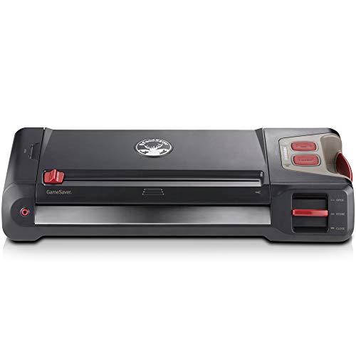 FoodSaver Vacuum Sealer GM710-000 GameSaver Big Game Sealing System, reg, Black