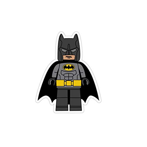 H421ld Lego Batman, Laptop Sticker Bottle Macbook Decal Sticker Decals Vinyls for Laptop, Kids, Teens, Cars, Motorcycle, Bicycle, Luggage, bumper