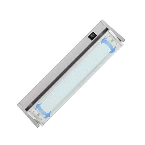 Mini Regleta LED Orientable con Interruptor 5W 350lm 4000K 20000H 7hSevenOn