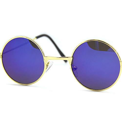 IMJONO Pet Cat Dog Fashion Lunettes de soleil Lunettes de soleil UV Protection des yeux Protection des yeux Prendre une photo Artefact(Bleu)