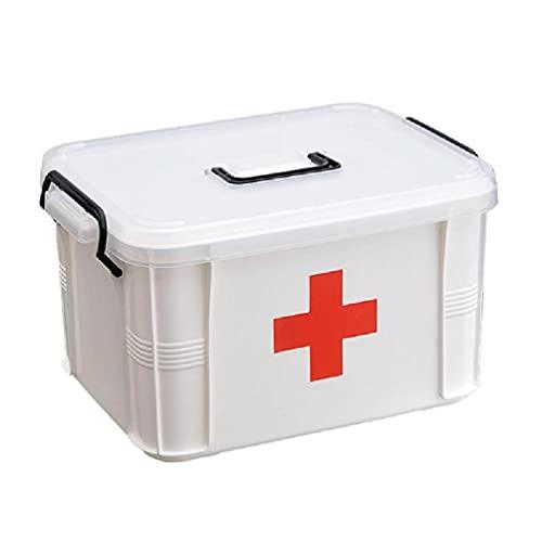 Kit de premiers secours portable pour la maison ou l'extérieur, trousse de premiers secours