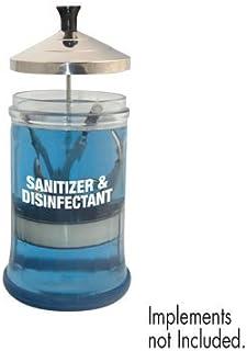 Debra Lynn Sanitizing Manicure Glass Jar 21oz