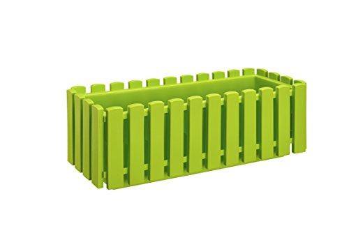 Plastkon Jardinière fency 50 cm erbsengrün