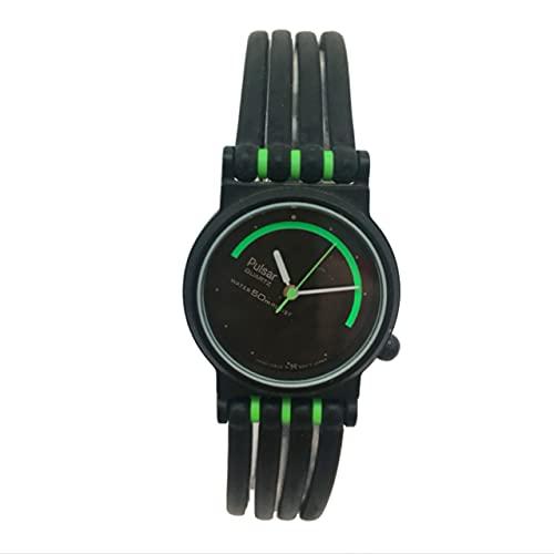 Reloj Pulsar GS055 Negro Mujer