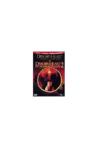 Dragonheart (Corazón De Dragón) / Dragonheart 2 : Un Nuevo Comienzo