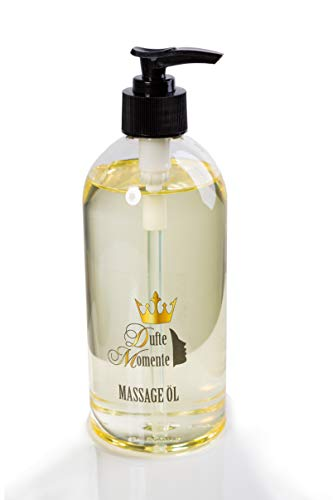 Dufte Momente Massageöl Sandelholz 500ml