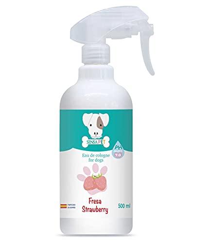Perfume para Perros Sensaodor (Fresa)