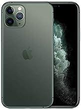 Apple iPhone 11 Pro with FaceTime - 256GB, 4GB RAM, 4G LTE, Midnight Green, Single SIM & E-SIM