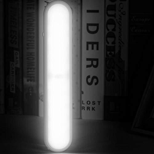 Omabeta 10LED ABS Lámpara de inducción Sensor PIR Luz de detección para lofts para Puertas