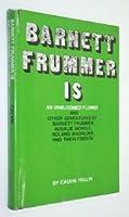 Barnett Frummer I 0670148067 Book Cover
