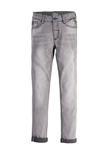 s.Oliver Junior Jungen 402.10.008.26.180.2041766 Jeans, 95Z1, 152 /REG