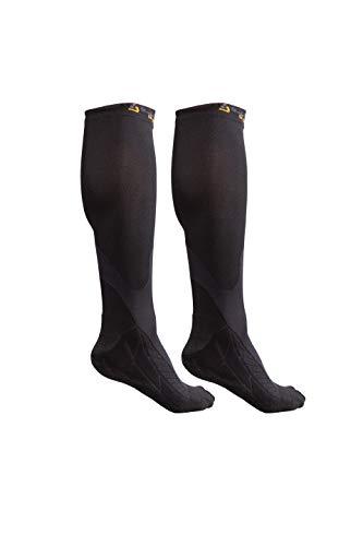 Compression Socks for Men Circulation Knee High Socks 20-30 mmHG   Medical