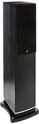 Fyne Audio F501 Floorstanding Speakers - Black Oak by Fyne Audio