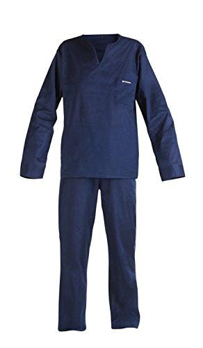 Ferrino Travel Pyjama, Bleu, XXL