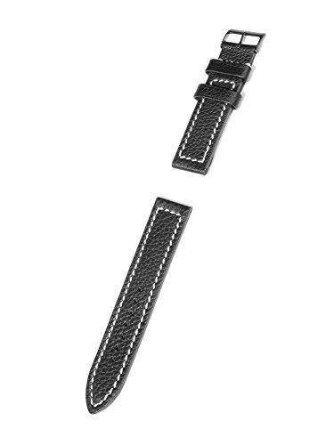 KHS Lederband Büffelleder, Ersatzarmband, KHS.EBLBB1.20
