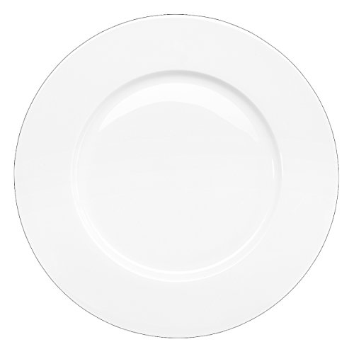 ASA Selection - Assiette à dessert porcelaine fine bone china (par6)