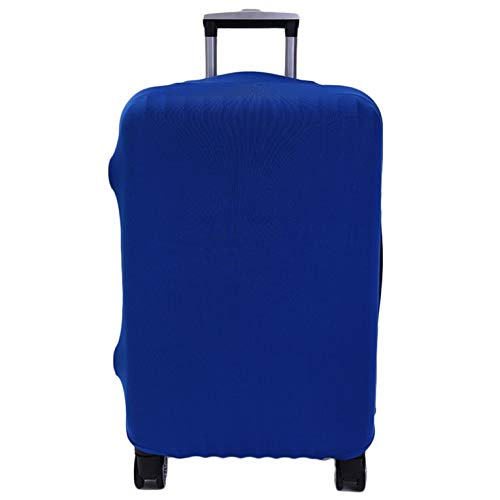 #N/V Maleta de viaje Cubierta Sólido Multicolor Elástica Maleta Cubierta Multi-Pulgadas Trolley Case Cubierta de Polvo para la Protección de la Maleta