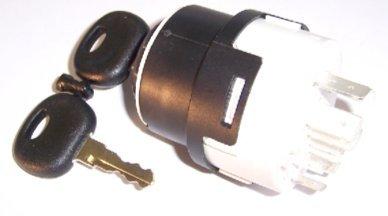 Zündschloss, Zündschalter Startschalter KM 10 11 0005 mit 2 Schlüssel Typ A 14603 KM 10 11 0008; Same Deutz Fahr 01179002