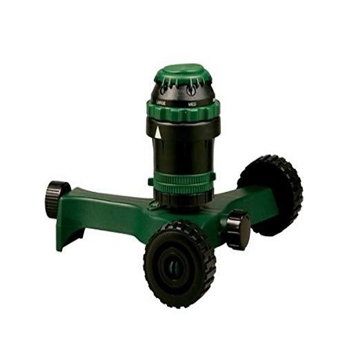 Orbit H2O-6 Gear Drivev Sprinkler with Wheels 58572