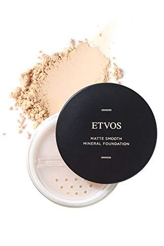 ETVOS(エトヴォス)マットスムースミネラルファンデーションSPF30PA++4g#35