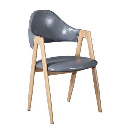 LQJYXD Schoenkruk Eetstoel Nordic Home Eenvoudige bureaustoel Thee Koffiebar Tafel En Stoelen (kleur : B)