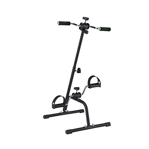 Find Discount GW Exercise Bike Treadmill Vertical Rehabilitation Bicycle Handrail Cycling Stepper Le...
