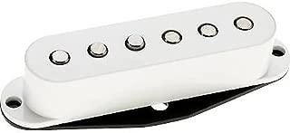 DiMarzio DP420W Virtual Solo Single Coil Bridge Pickup White w/Bonus LuluRock Pick (x1) 663334029439