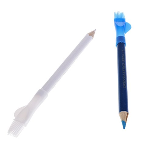 Best Review Of dailymall 2Pcs/Set Tailoring Drawing Sewing Markers Smooth Dressmakers Professional T...
