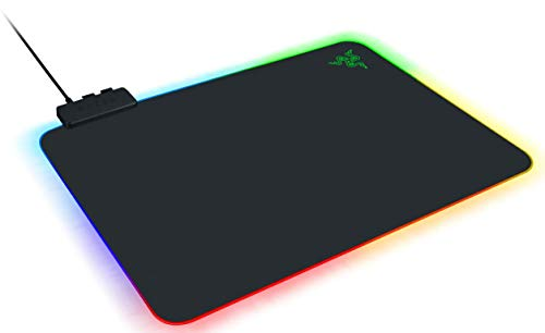 RazerFireflyV2ゲーミングマウスパッドハードChromaRGB19のライティングゾーン【日本正規代理店保証品】